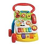 Vtech Baby 80-077074 - Spiel- und Laufwagen Special Edition, Normalverpackung, Bunt-Rot/Gelb